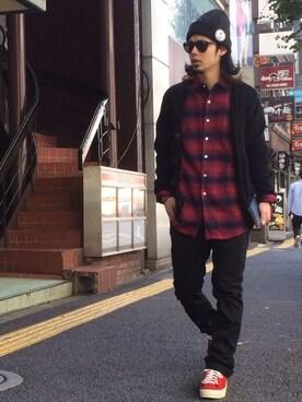 VIZ STORE-TOKYO|VIZSTORE/STAFFさんのコーディネート