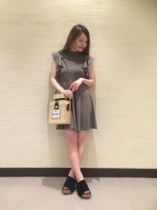 Honey Salon by foppish|MOYUさんの(Honey Salon by foppish|ハニーサロンバイフォピッシュ)を使ったコーディネート