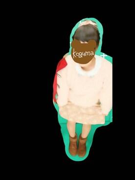 コグマさんの(LIZ LISA|リズリサ)を使ったコーディネート