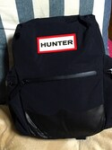 「Hunter Original Nylon Mustache Backpack(Hunter)」 using this UDN(うどん) looks