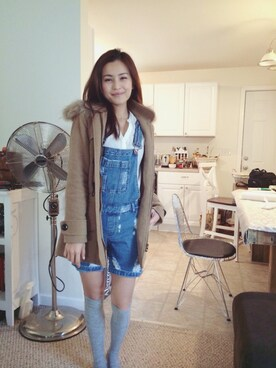 (URBAN OUTFITTERS) using this Lizzie 哩哩旺 looks