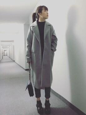 (H&M) using this AMO_YAKA looks