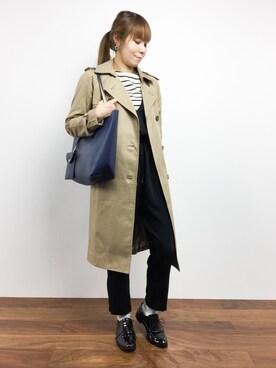 ZOZOTOWN|SUBさんの「リバーシブルトートバッグ【PLAIN CLOTHING】(PLAIN CLOTHING|プレーンクロージング)」を使ったコーディネート