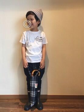 chobeanさんの(Traditional Weatherwear トラディショナルウェザーウェア)を使ったコーディネート