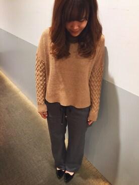 Naoko Akamiさんの(UNRELISH|アンレリッシュ)を使ったコーディネート