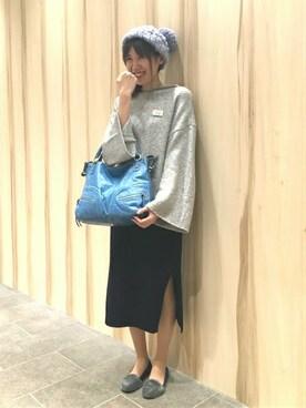 新宿フラッグスbijiness by SAZABY|うっちーさんのコーディネート