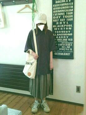 minakoさんの(w closet|ダブルクローゼット)を使ったコーディネート