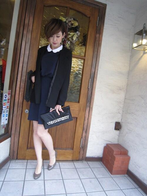 マタニティ 幼稚園卒業式 服装