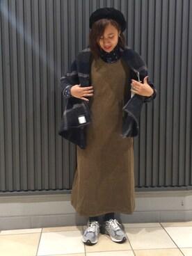 AIKO さんの(FWK by engineered garments)を使ったコーディネート