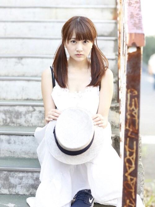 白ハット浜田翔子
