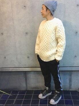 LES COUREURS MEN'S|TORIさんの(BEDWIN & THE HEARTBREAKERS)を使ったコーディネート