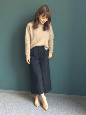 RANDA 本社|kumemiさんの(RANDA|ランダ)を使ったコーディネート