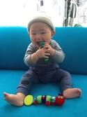 ちーばちゃんさんの「【エリックカール】ツイストウッディトイ(green label relaxing|グリーンレーベルリラクシング)」を使ったコーディネート