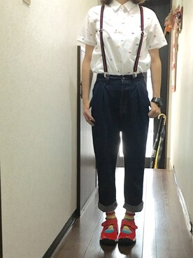 (靴下屋) using this 723 looks