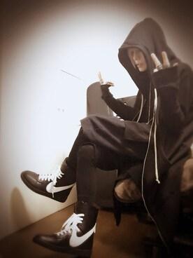 雛形雛       ヒナガタヒイナさんの(TAKAHIRO MIYASHITA The SoloIst. タカヒロ  ミヤシタ ザ ソロイスト)を使ったコーディネート