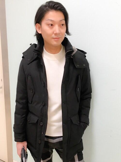 HisayukiOguriさんの(BLACK LABEL CRESTBRIDGE)を使ったコーディネート