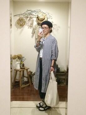 mayumi さんの(COSMIC WONDER|コズミックワンダー)を使ったコーディネート