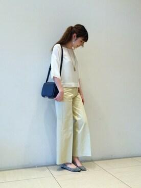 BLISS POINTコレド日本橋|BLISS POINT コレド日本橋店 Womens Staff3さんのコーディネート