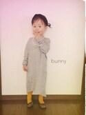 バニージョイ☆さんの「べロアリボン/カチューシャ-2014AW-(INGNI|イング)」を使ったコーディネート