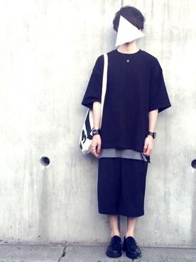 石井ケエさんの(LAD MUSICIAN|ラッドミュージシャン)を使ったコーディネート