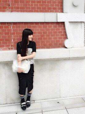 Yumiko Maruokaさんの(TOGA|トーガ)を使ったコーディネート