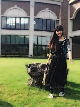 Yumiko Maruokaさんの(mame|マメ)を使ったコーディネート