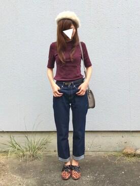 *yukiiiii*さんの(KOBE LETTUCE|KOBE LETTUCE)を使ったコーディネート