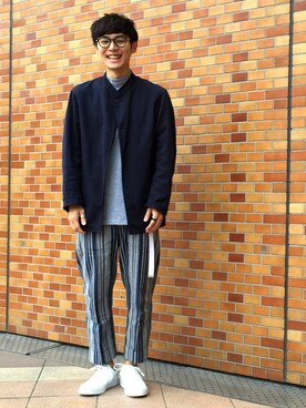 ビューティ&ユース ユナイテッドアローズ 仙台店|Keisuke Oobaさんの(ts(s)|ティーエスエス)を使ったコーディネート