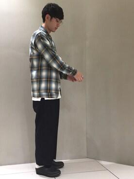 ビューティ&ユース ユナイテッドアローズ 仙台店|Keisuke Oobaさんの(PHINGERIN|フィンガリン)を使ったコーディネート