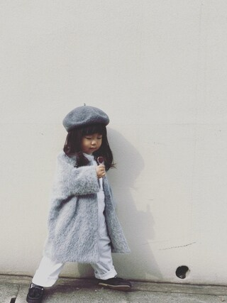 「WOOL BELET(PONY GO ROUND)」 using this kyarin looks