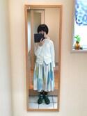 okonomixさんの「ORIGINAL CHELSEA(Hunter|ハンター)」を使ったコーディネート