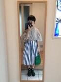 「ORIGINAL CHELSEA(Hunter)」 using this okonomix looks