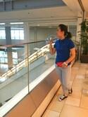 YOKOYAMAさんの「定番スリムフィットポロシャツ (半袖)(LACOSTE|ラコステ)」を使ったコーディネート