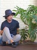 kazuさんの「【SUPERGA(スペルガ)】COTU CLASSIC(SUPERGA|スペルガ)」を使ったコーディネート
