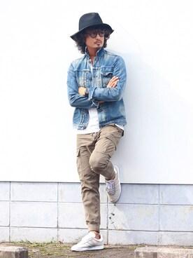 kazuさんの(KURO|クロ)を使ったコーディネート