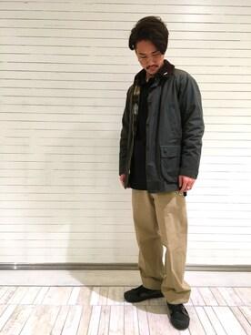 飯田裕貴さんの(ONES STROKE|ワンズ ストローク)を使ったコーディネート