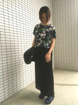 スタッフ|shimi_yanさんの(mame|マメ)を使ったコーディネート