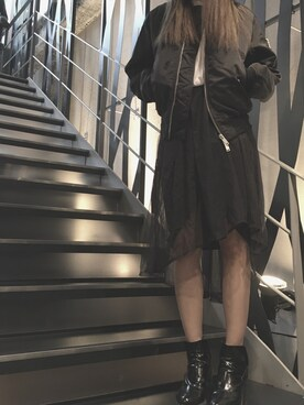 ROYAL FLASH 南船場|Sayuka Haginoさんの(CATORCE|カトルセ)を使ったコーディネート