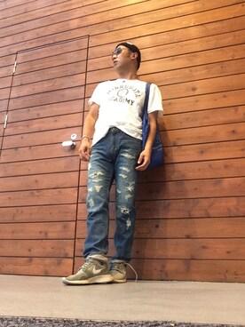 Mamoru   otaさんの(BEAUTY&YOUTH UNITED ARROWS|ビューティアンドユースユナイテッドアローズ)を使ったコーディネート