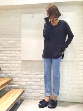 CANALJEAN 神戸店|yuriさんの(One Tea spoon|ワンティースプーン)を使ったコーディネート