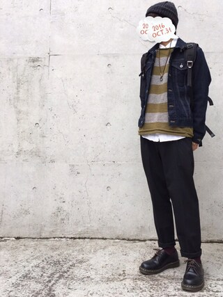 「【BE】HIGHLAND 2000(ハイランド2000)  Bob Cap  (303)(HIGHLAND 2000)」 using this せん@プチプラ looks