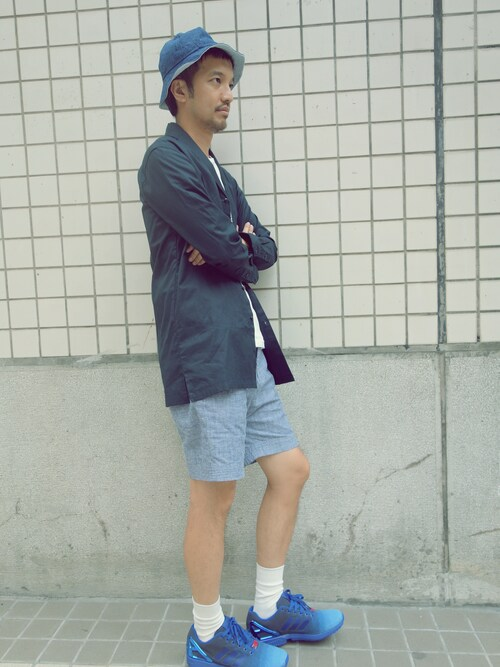 competitive price c9ee1 5269b plain-meAkko is wearing UNITED ARROWS  SONS