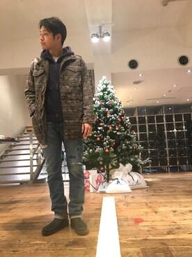 HYSTERIC GLAMOUR札幌店|UCさんの(ノベルティフェア開催中!!)を使ったコーディネート