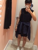 「FOREVER 21 Collared Shift Dress(Forever 21)」 using this へー looks