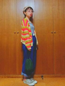 Reina  Ohnoさんの(CITRINE Chakra|シトリンチャクラ)を使ったコーディネート