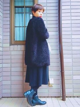 Reina  Negishiさんの(SPICY COLOR)を使ったコーディネート