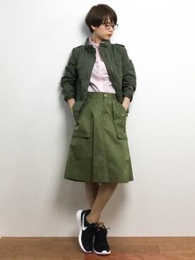 ZOZOTOWN|yukiさんの(Bianca`s closet|ビアンカズ クローゼット)を使ったコーディネート