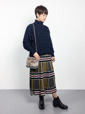 ZOZOTOWN|yukiさんの(CORTES WORKS|コルテスワークス)を使ったコーディネート
