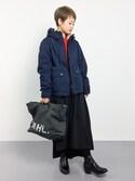 yukiさんの「*ソフトスェードイレヘムスカート(VENCEEXCHANGE|ヴァンスエクスチェンジ)」を使ったコーディネート