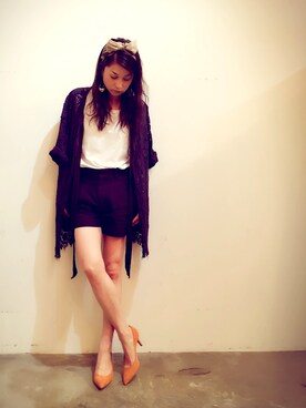 本社STAFF|Hitomiさんの(GIVENCHY)を使ったコーディネート